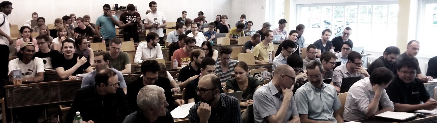 voller Vorlesungssaal