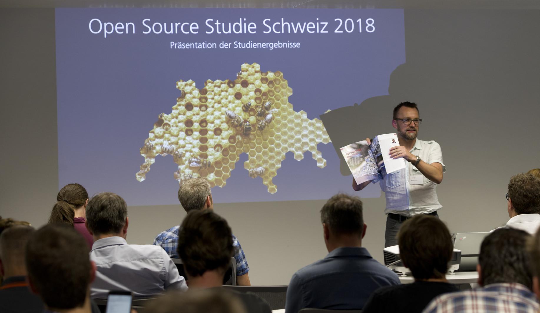 Praesentation der OSS Studie 2018