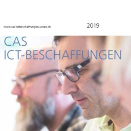 Titelblatt CAS ICT-Beschaffungen