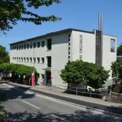 Gebäude Institut für Wirtschaftsinformatik (IWI)