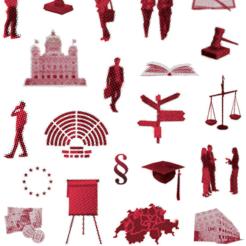 Titelblatt Broschüre Kompetenzzentrum für Public Management (KPM)