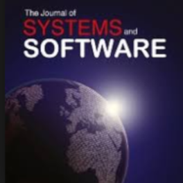 Titelblatt Journal of Systems and Software