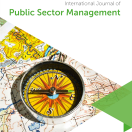 Titelblatt International Journal of Public Sector Management